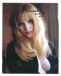Madeline Smith (Hammer Horror) - Genuine Signed Autograph 8083